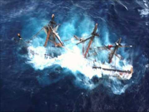 HMS Bounty sinks during Hurricane Sandy, Michael Savage can
