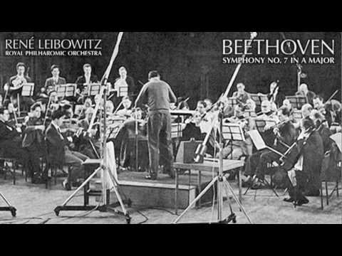 Beethoven - Symphony No. 7 in A major: II. Allegretto