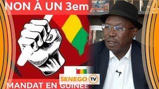 Troisième mandat en Guinée: Entertien exclusif avec le Dr Ousmane Kaba, candidat à la présidenti