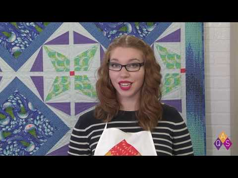 How To Make A Nine Patch Apron - How To Quilt: Week 2