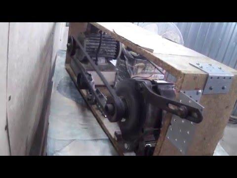 Смотреть Стенд для проверки генераторов из подручных деталей