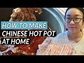 HOW TO MAKE HOT POT AT HOME IN THE NETHERLANDS: Simple Hot Pot Cooking Guide