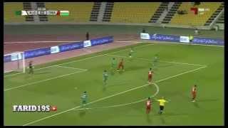 الشوط الثاني : الـجزائر 4-1 عمـان  Oman 1-4 Algérie
