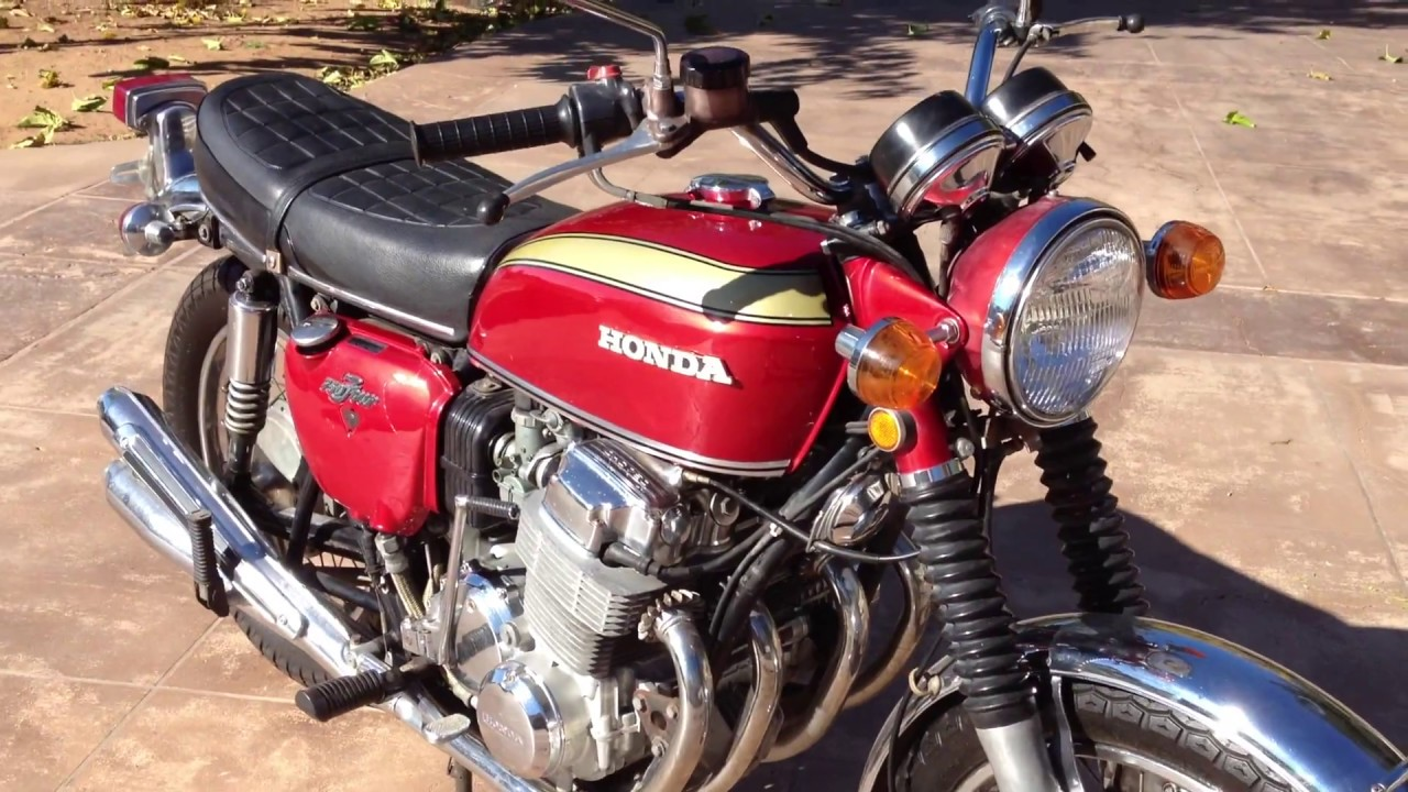 small resolution of 1971 honda cb 750 k1 for sale