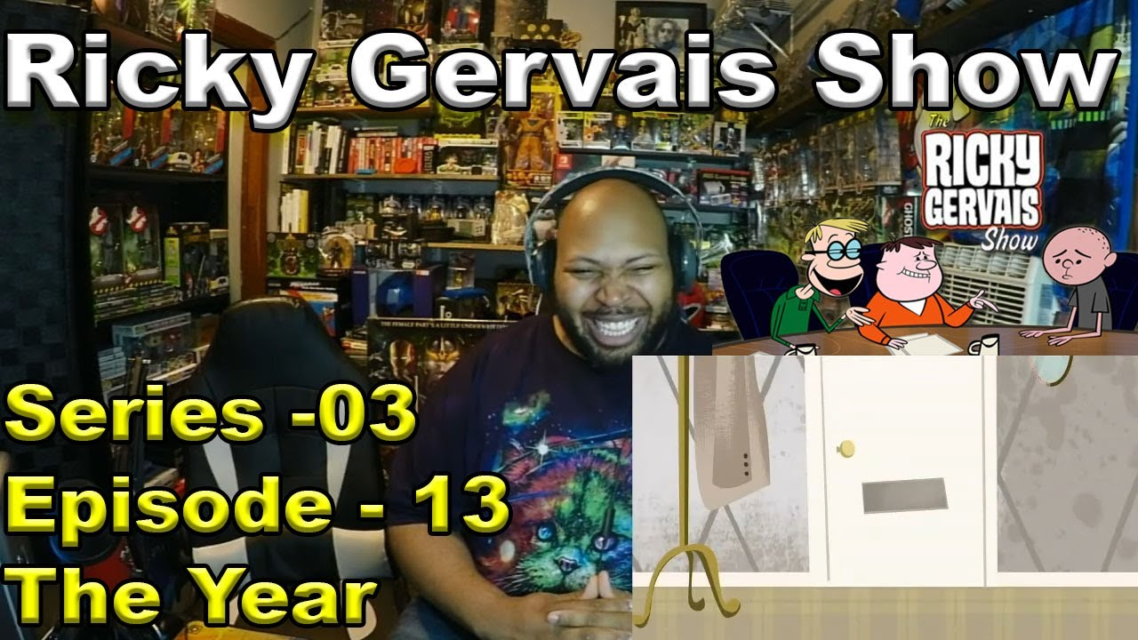 The Ricky Gervais Show Season 3 Episode 13 The Year Reaction