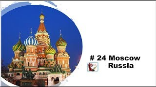 #24 Places to visit in Moscow   Tourist Attraction in Moscow   Russia Tourism