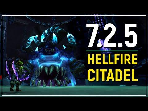 Hidden 7.2.5 Change - We Can FINALLY Solo Hellfire Citadel!