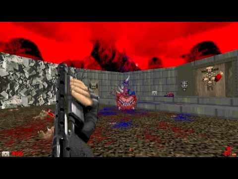 The Ultimate Brutal Doom V19 Knee Deep In The Dead Part 6