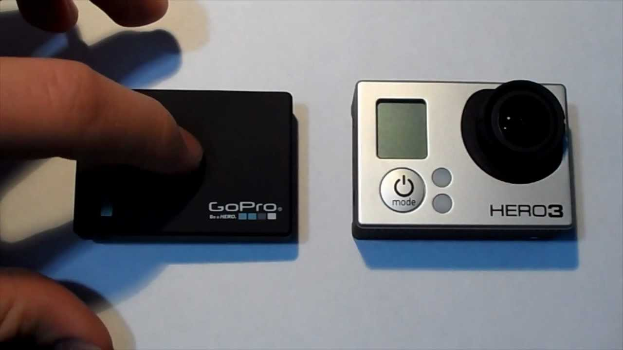 gopro hero 3 battery bacpac worth it doovi. Black Bedroom Furniture Sets. Home Design Ideas