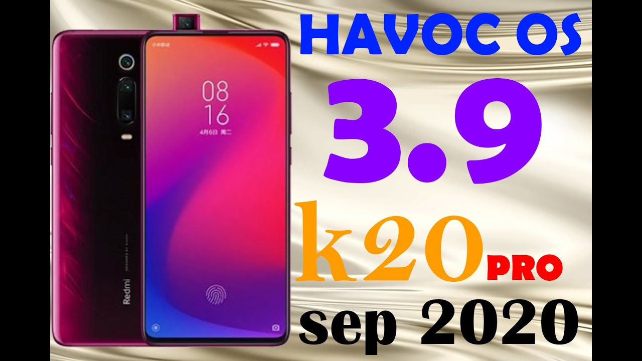 K20 Pro | Havoc OS 3.9 Official | 18th Sep Latest | Install Guide & First Impressions | MI 9T PRO
