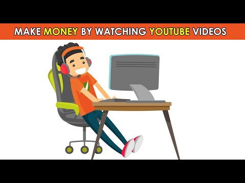 Make Money Online By (Watching YouTube Videos) (2020)