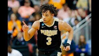 Carsen Edwards: 2019 NCAA tournament highlights