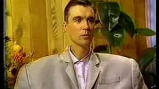 David Byrne Interview