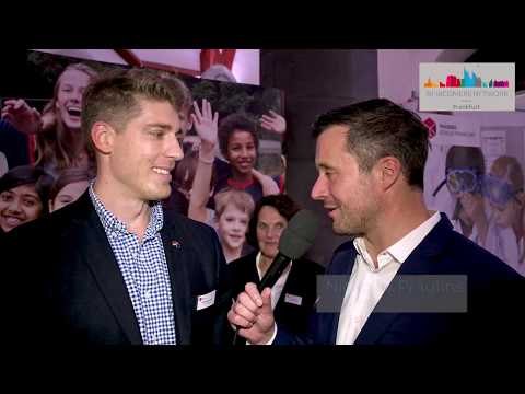 Newcomers Festival 2019: Interview Dr. Söhngen & Nickolas Praulins from Phorms Education
