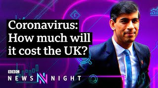 UK to face worst recession in 300 years as Covid crisis continues - BBC Newsnight