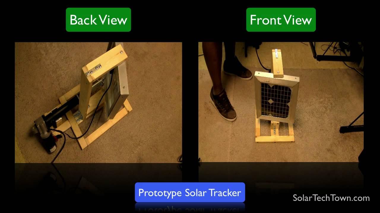 Solar Tracker Open Source Circuit Youtube Diagram