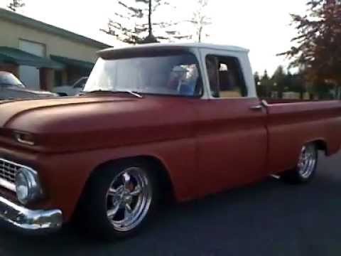 63 chevy truck youtube