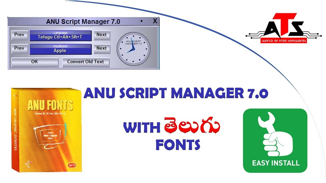 filehippo anu script manager