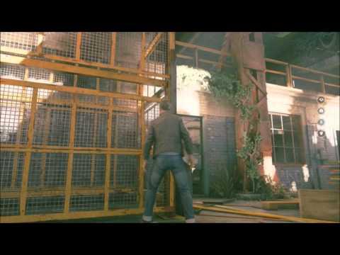 Quantum Break Exit the Warehouse
