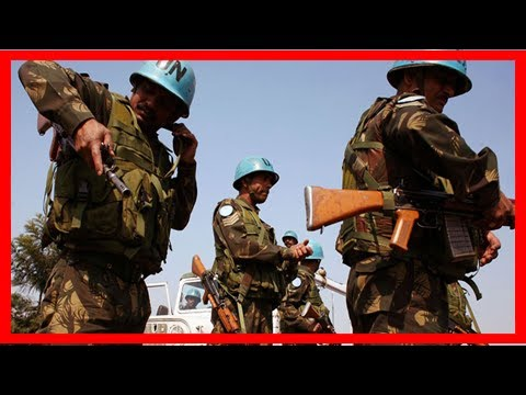 Un mission in congo survives deadly attack, thanks to indian peacekeepers