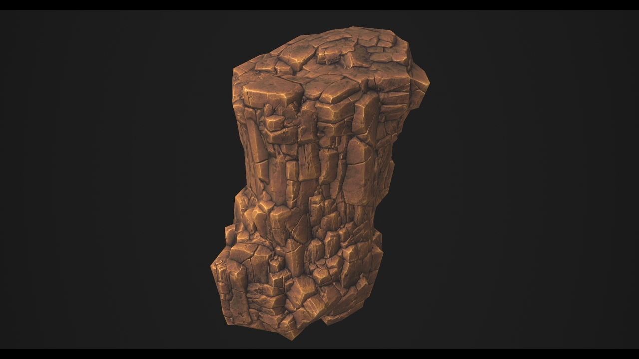 Hand Painted Texture Substance