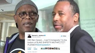 Samuel L. Jackson Responds To Ben Carson