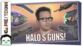 The Genius Design of Halo's Weapons  | Game/Show | PBS Digital Studios