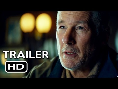 Time Out of Mind Official Trailer #1 (2015) Richard Gere Drama Movie HD