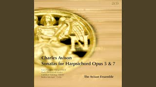 Sonata in B-Flat Major, Op. 5, No. 3: II. Aria: Allegro