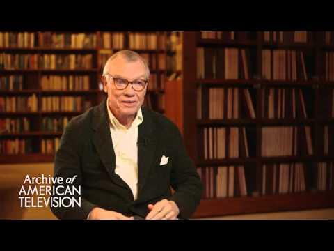 Hugh Wilson on advice to an aspiring director - EMMYTVLEGENDS.ORG