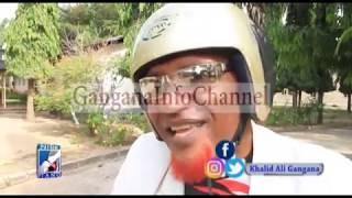 Huruma kwa Aliyeimba NATANGA na NJIA