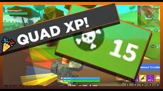 Verrückte 15 Töten Spiel | Quad XP 😱| Roblox Island Royale
