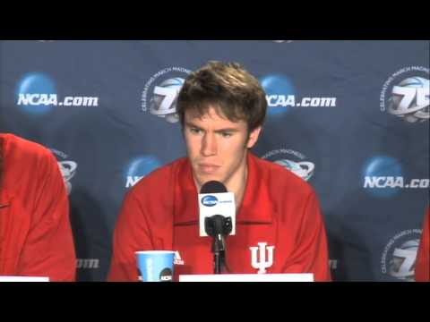 Indiana Players Press Conference - March 21, 2013