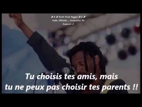 """Lucky Dube """"choose Your Friends"""" Traduction FR"""