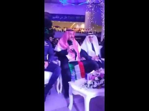 كلمة الشيخ فيصل الحمود في إحتفالية محافظة الفروانية بالأعياد الوطنية بمجمع الأفنيوز
