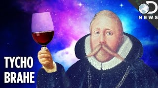 The Drunk Astronomer Who Changed Science Forever