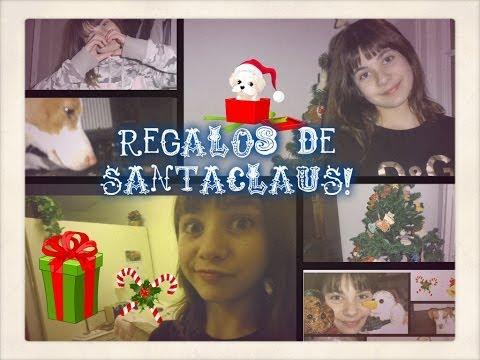 Regalos de Papá Noel 2014