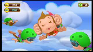 Super Monkey Ball Step And Roll Skydiving Score 2381