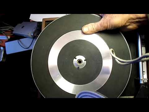 Turntable / Record Player Repair Tips.