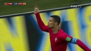 Portugal vs Spain 2018 FIFA I World Cup Russia MATCH 3