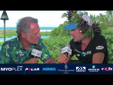 Patrick Lange: Ironman Champion on Championship Edition of Breakfast with Bob from Kona