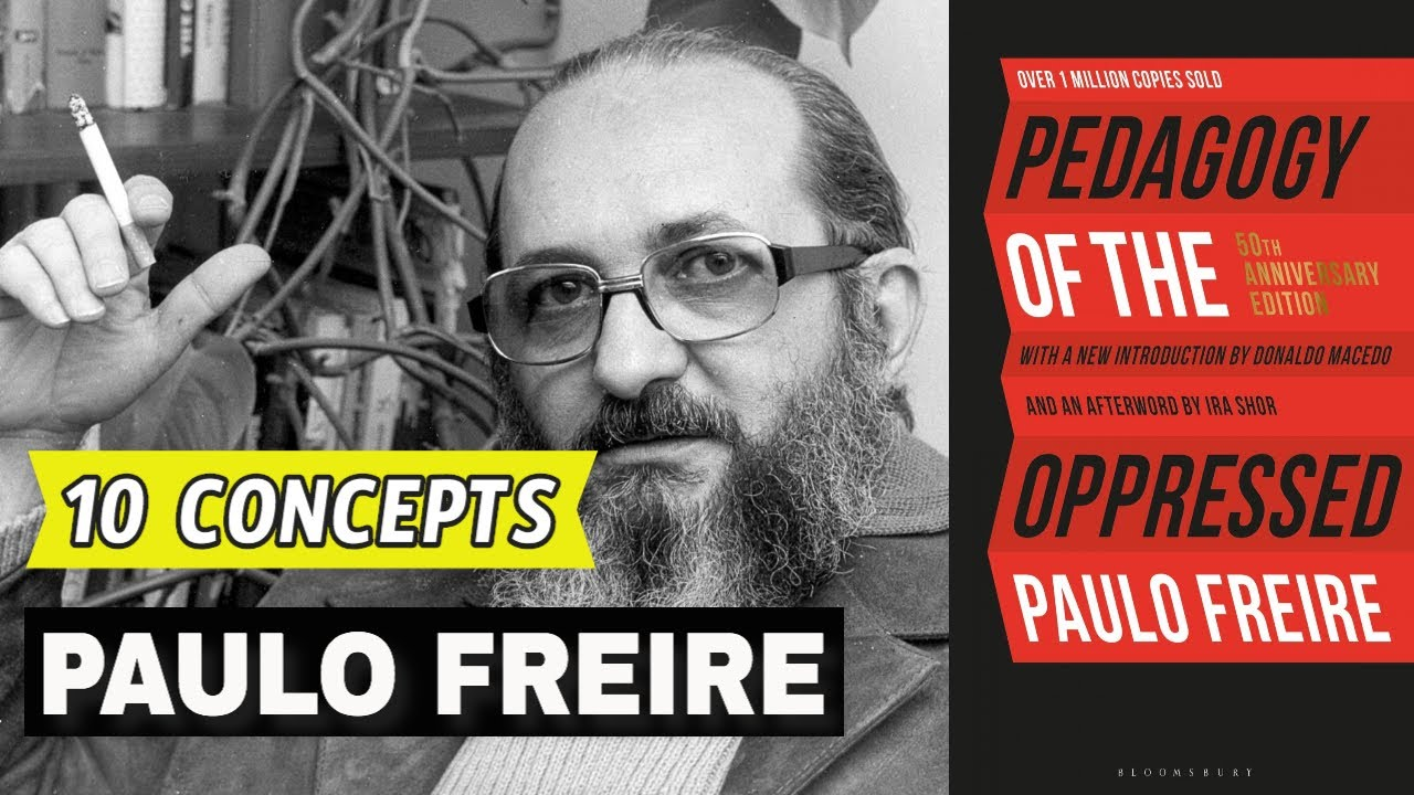 Download 10 Concepts About PAULO FREIRE's Pedagogy    All You Need To Know