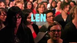 Choir! Choir! Choir! sings Len - Steal My Sunshine