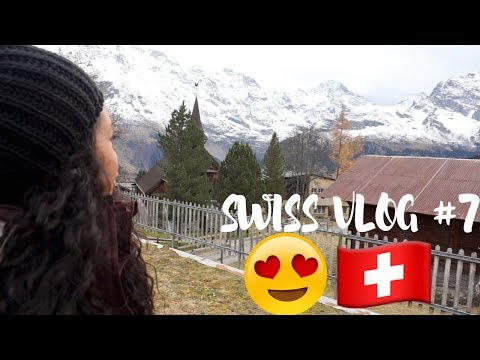 Weekend in the Swiss Alps Pt. 2