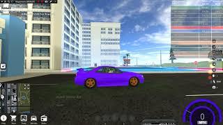 Roblox #57 Vehicle Simulator Beta-Destroy nature:)