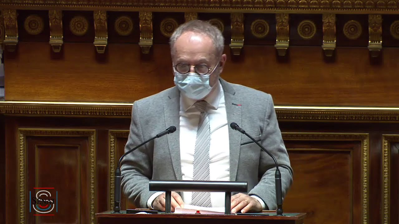 Joël GUERRIAU : PJL accord de coopération entre la France et les États membres de l'Union monétaire