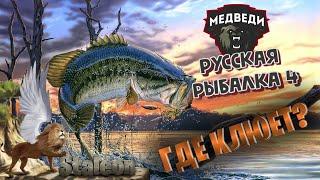 Русская Рыбалка 4 - В Поисках Клева #2