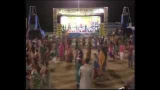 Navratri 2013 Live Garba - Kalol - Day 7 - Vikram Thakor, Mamta Soni & Musical Group