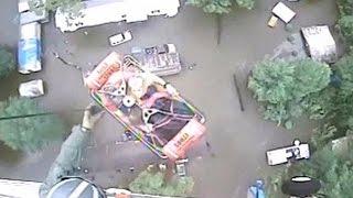 فيديو.. إعلان ولاية لويزيانا الأمريكية منطقة طوارئ بسبب الفيضان