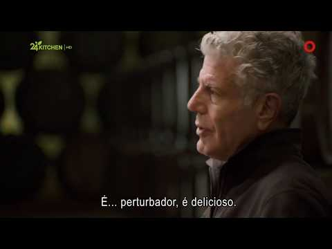 Anthony Bourdain | Queijo  Serra da Estrela DOP